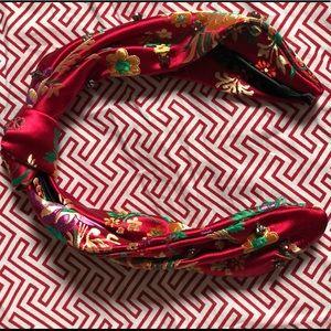Zara Accessories - Red Zara headband